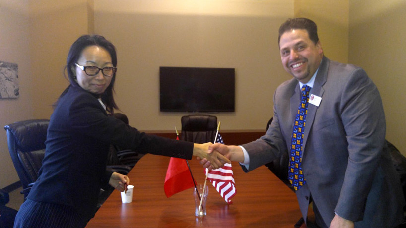 WBW Secures Partnership with China!